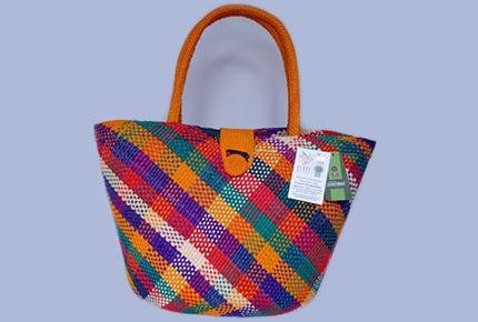 BOLSOS PLAYEROS MULTICOLOR